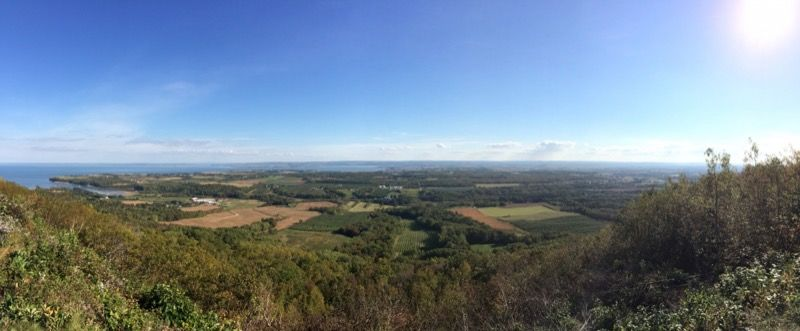 Annapolis Valley lookoff