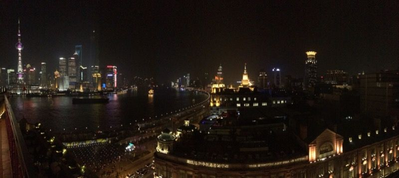 Goodnight, Shanghai