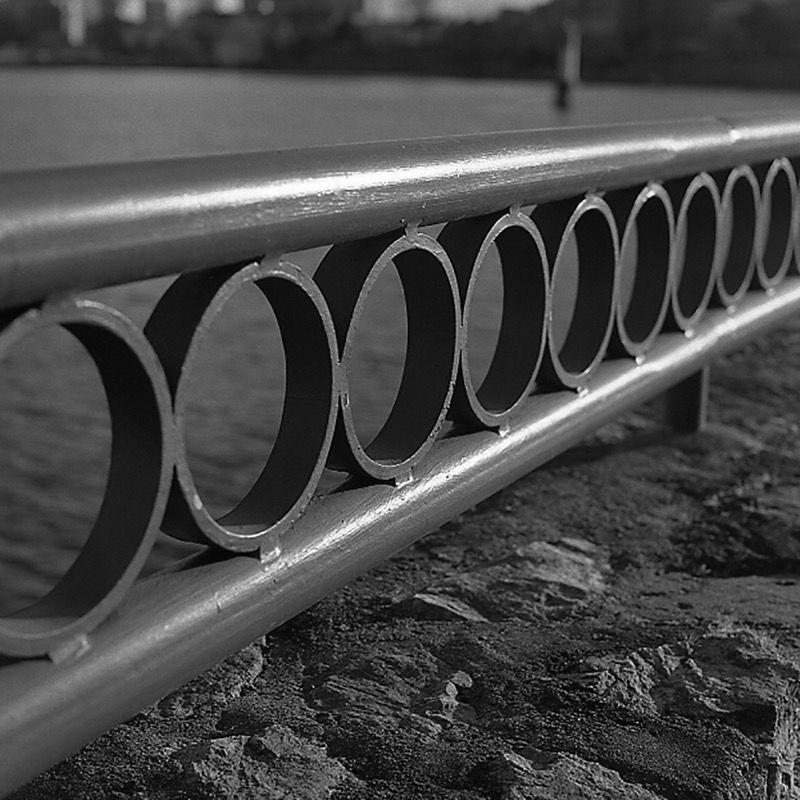 Railing, Inner Harbour (Number One)