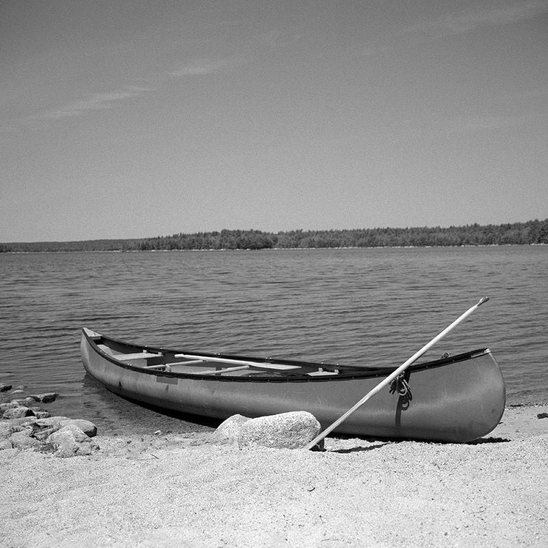 Canoe at Site 32