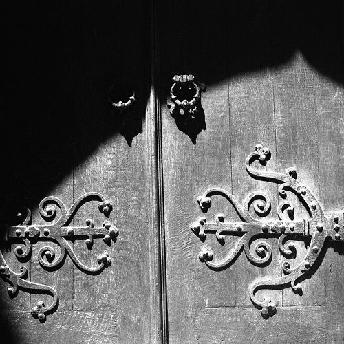 Parish doors, Trinity Church