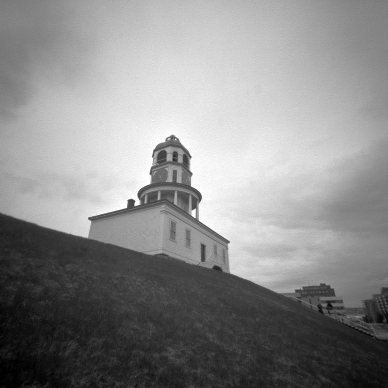 Old Town Clock, World Pinhole Day