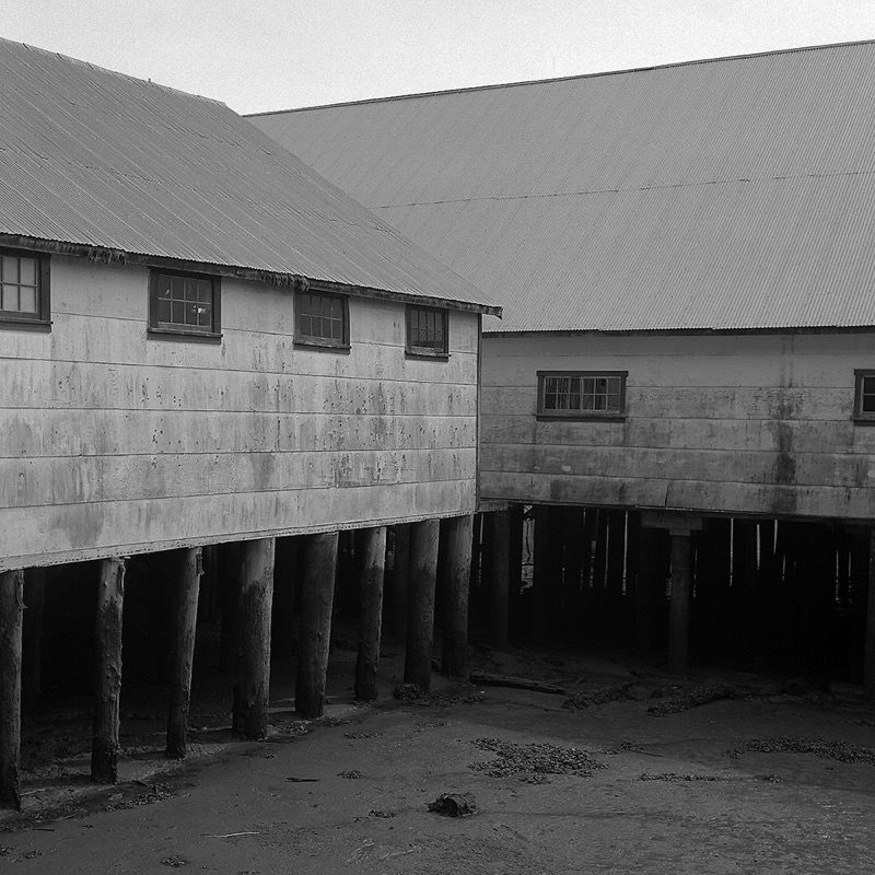 North Pacific Cannery Heritage Site, Port Edward, BC (Number Six)