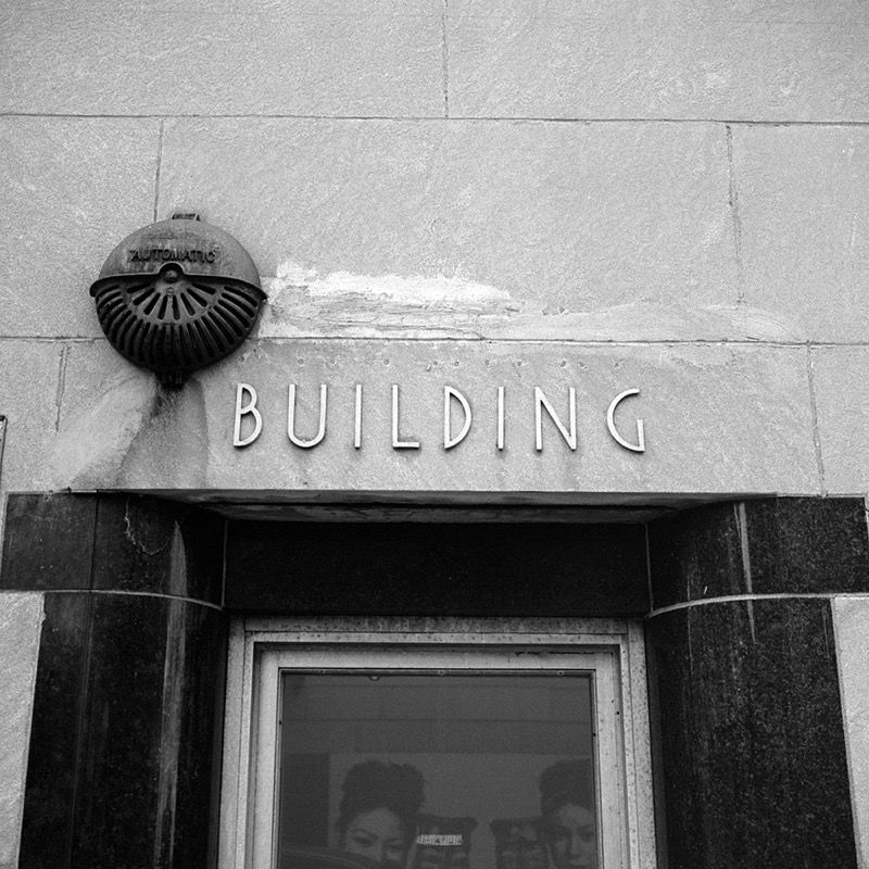 Building, Sackville Street