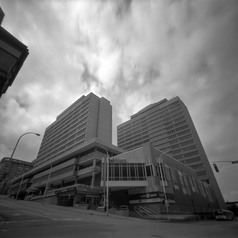 Scotia Square, World Pinhole Day