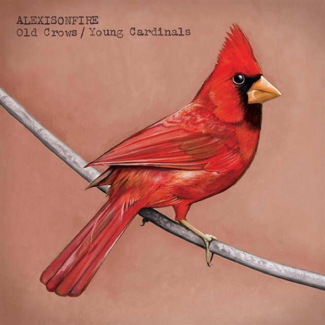 Album cover for Old Crows/Young Cardinals by Alexisonfire