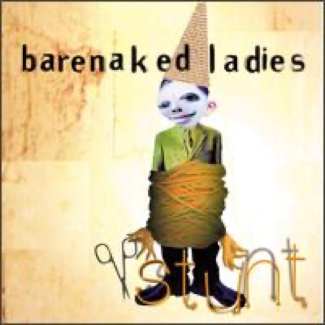 Album cover for Stunt by Barenaked Ladies
