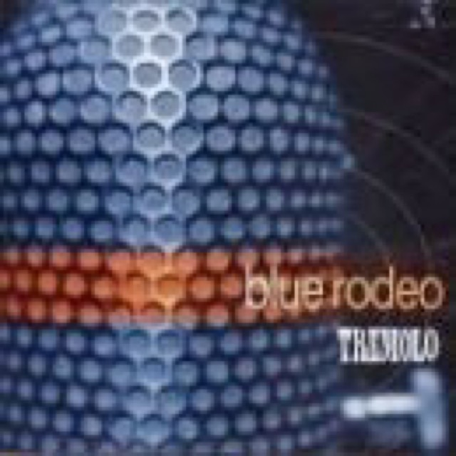 Album cover for Tremolo by Blue Rodeo