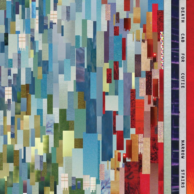 Album cover for Narrow Stairs by Death Cab for Cutie
