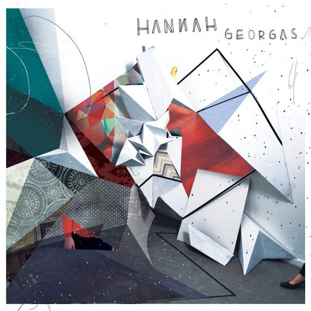 Album cover for Hannah Georgas by Hannah Georgas