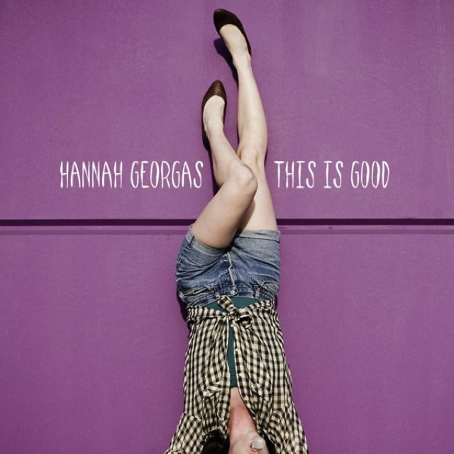 Album cover for This Is Good by Hannah Georgas