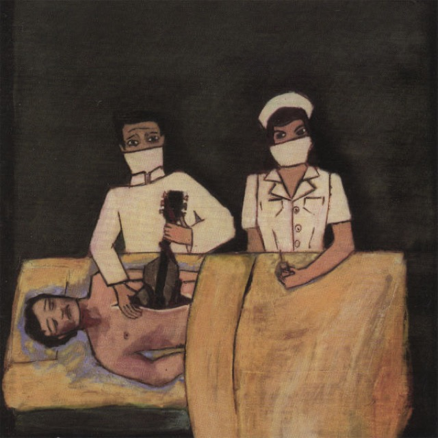 Album cover for In Need of Medical Attention by Joel Plaskett