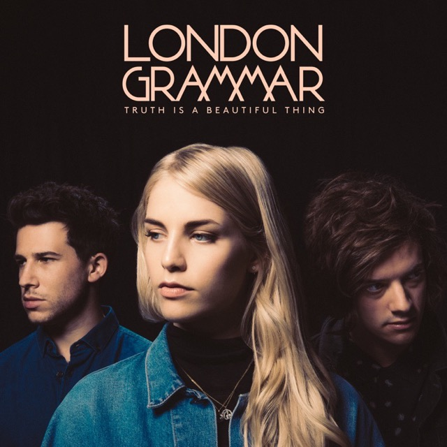 Album cover for Truth Is a Beautiful Thing (Deluxe) by London Grammar