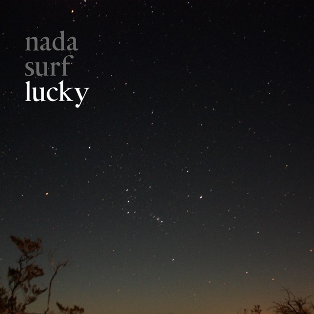 Album cover for Lucky by Nada Surf