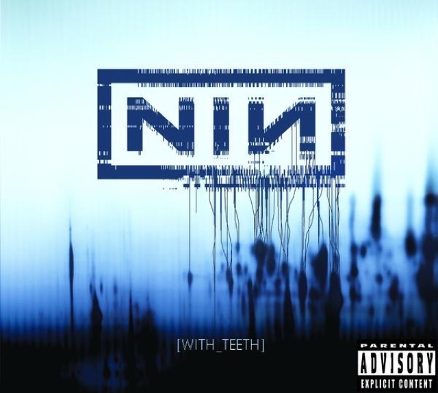 Album cover for With Teeth by Nine Inch Nails