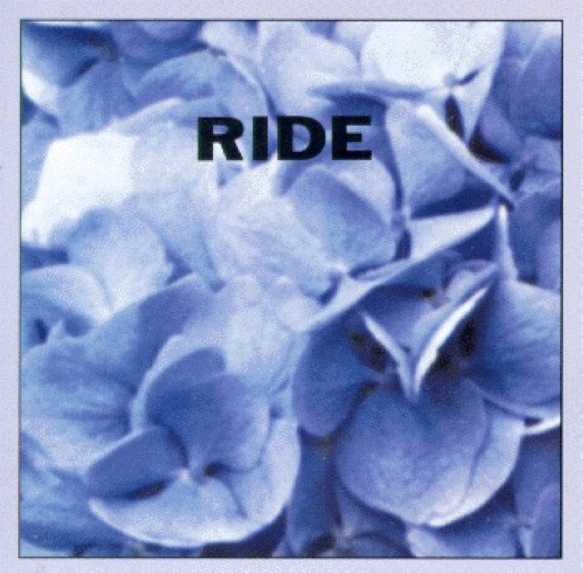 Album cover for Smile by Ride