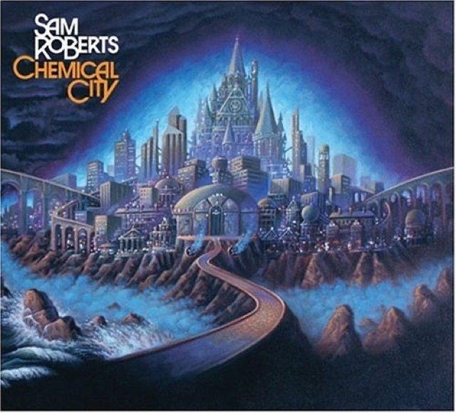 Album cover for Chemical City by Sam Roberts