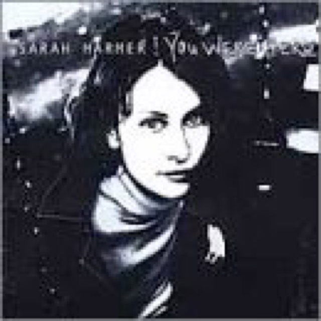 Album cover for You Were Here by Sarah Harmer