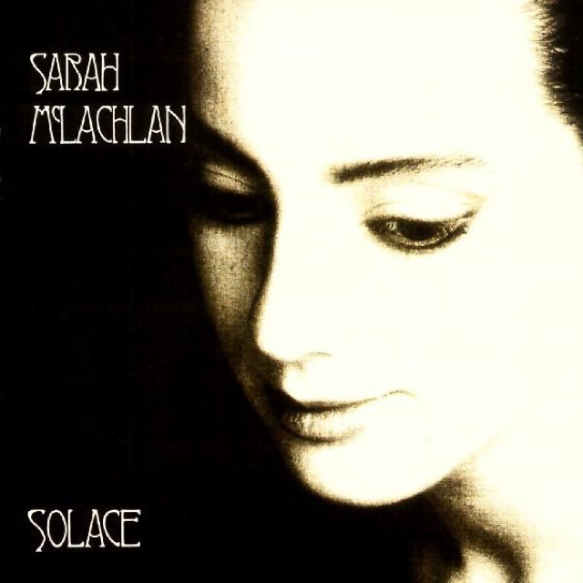 Album cover for Solace by Sarah McLachlan