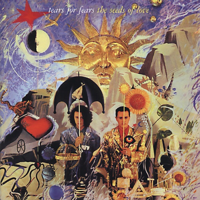 Album cover for The Seeds Of Love by Tears for Fears