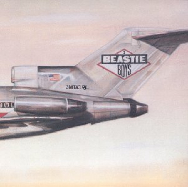 Album cover for Licensed To Ill by The Beastie Boys