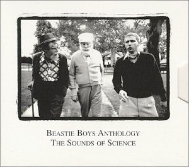 Album cover for The Sounds Of Science (Disc 2) by The Beastie Boys