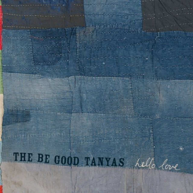 Album cover for Hello Love by The Be Good Tanyas