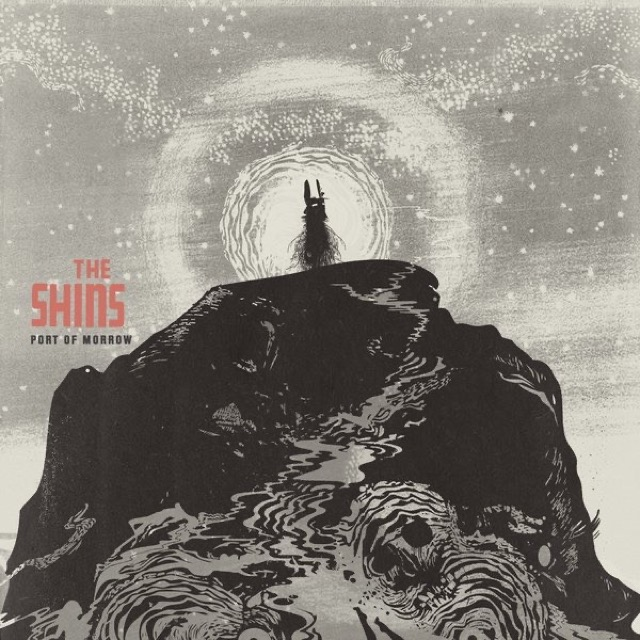 Album cover for Port of Morrow by The Shins