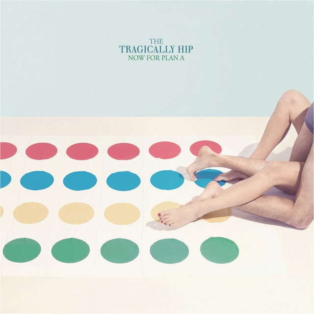 Album cover for Now For Plan A (Deluxe Edition) by The Tragically Hip