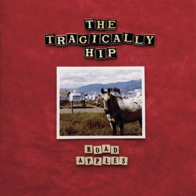 Album cover for Road Apples by The Tragically Hip