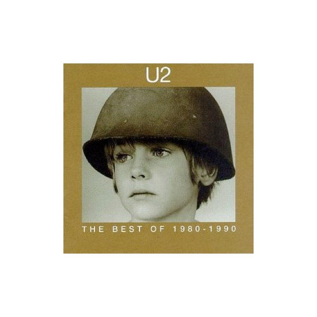 Album cover for B-Sides Collected CD4 by U2